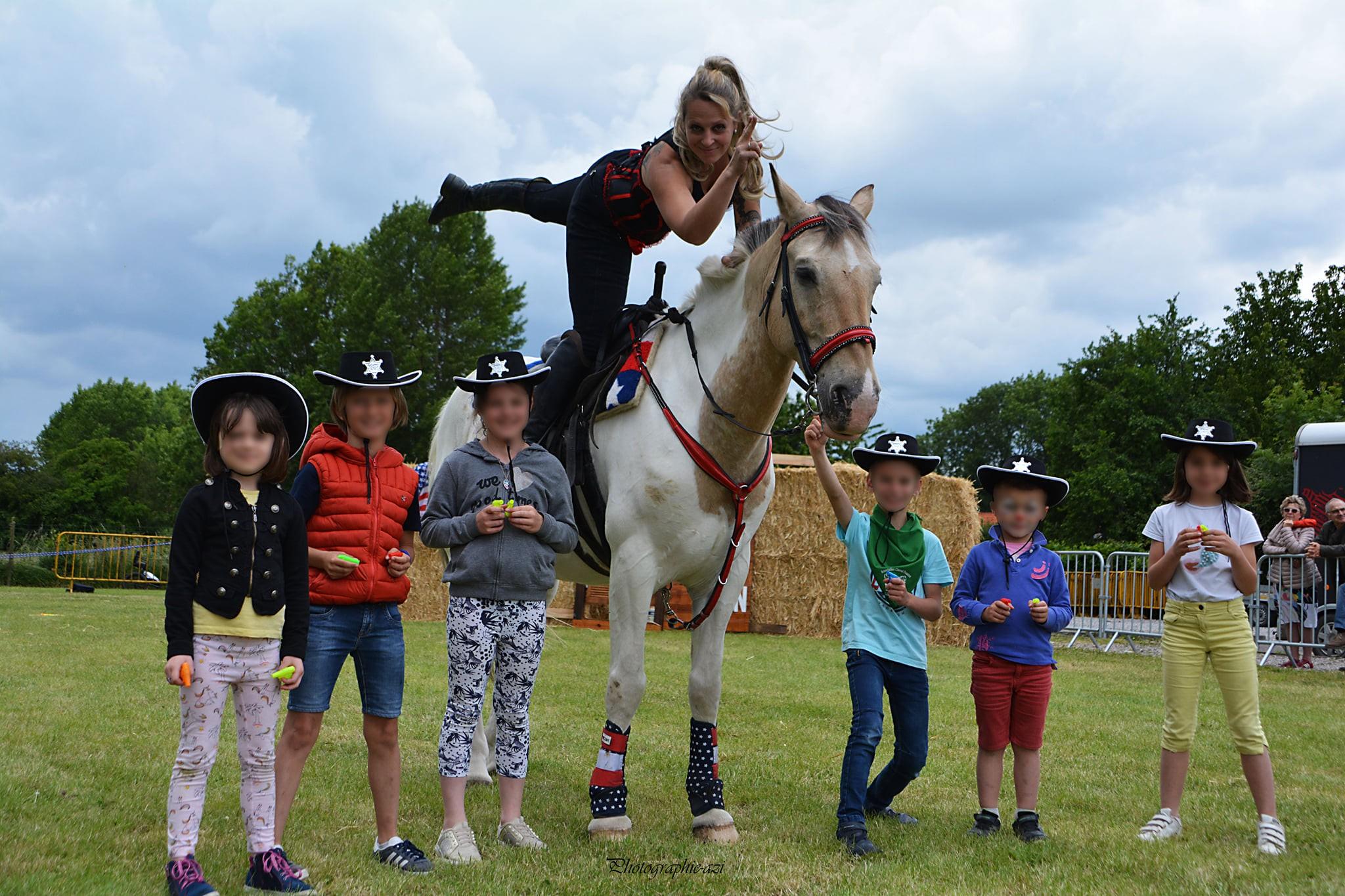 Spectacle ludique et participatif pour enfants